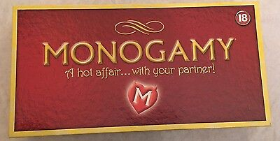 Monogamy Adult Board Game For Couples (+18)