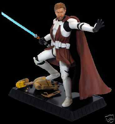 Star Wars~General~Obi-Wan Kenobi~Clone Trooper Armor~Statue~Gentle Giant Ltd~Mib