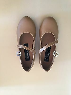 Girls Energetiks Tap Shoes, Excellent Condition, Size 11