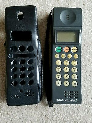 OLD style Cell phone   TR5E800-26B portable  NEC