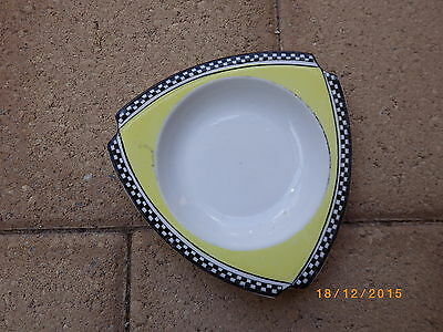 COLLECTABLE Superb VALUABLE English Bone China BUTTER or JAM DISH a Real Gem
