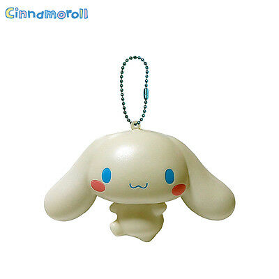 Sanrio Cinnamoroll Mascot Squishy by NIC Standard White Version