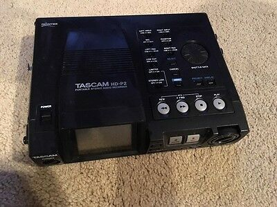 Tascam HD-P2 Digital Multi Track Recorder [USED] Excellent Condition