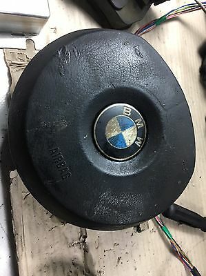 BMW E53 X5 2005 Facelift Steering Wheel Driver Airbag