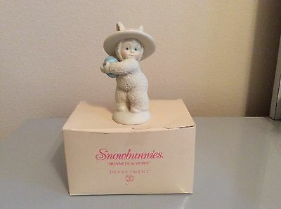 Dept.56 Snowbunnies - Bonnets And Bows