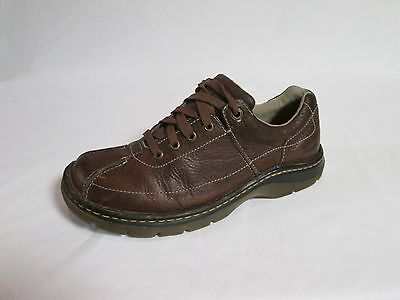 Dr. Martens Men's Shoes Brown Leather Casual Oxfords Size 9
