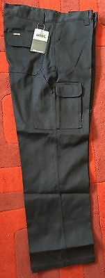 DNC Cotton Cargo Work Pants size 92 S  Brand New with tags