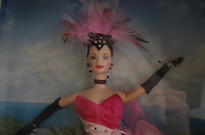 Collector Edition The Flamingo Barbie Birds of Beauty Collection NRFB
