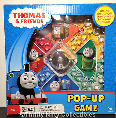 Thomas & Friends POP UP GAME New in Box Ages 4+ 2-4 Players 4 TANK Engine DIESEL