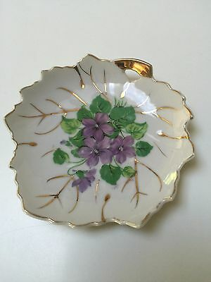 Collectable decorative display dish, made in Japan