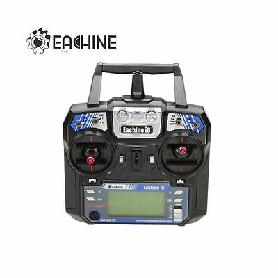 Eachine Flysky i6 6 Channel Transmitter Radio for RC FPV Drone Quadcopter