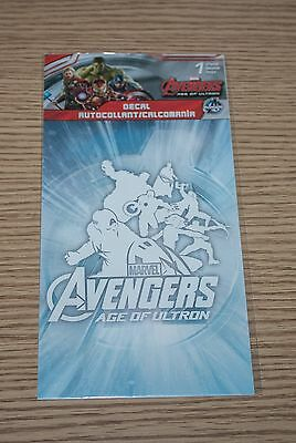 Marvel Avengers Age of Ultron Car Decal Sticker