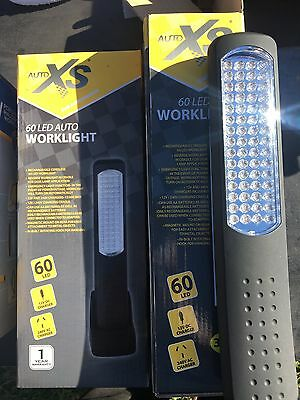 Brand new 60 LED rechargeable work light torch