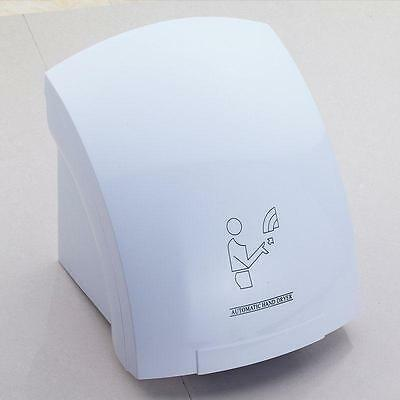 1pc 220v 1800w  white Dry hands automatic induction  Hand Sanitizer Mac