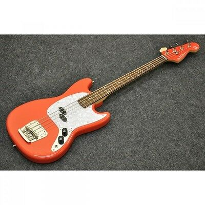 Psychederhythm Gastank Bass w/soft case Orange From JAPAN Free shipping #H62