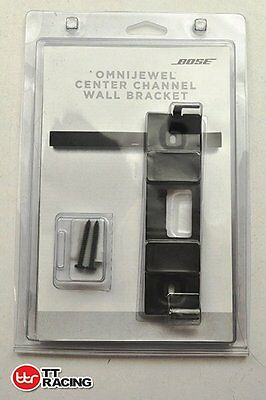 1x Center 4x Omni Jewel Wall Brackets For Lifestyle 650 Home Entertainment