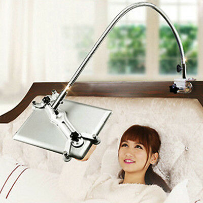 """360º turn Bed Tablet Mount Holder Stand For iPad Pro 12.9"""" SURFACE PRO Galaxy"""