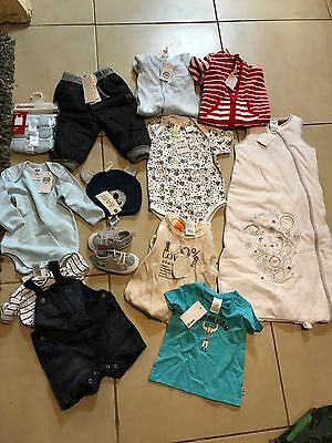Baby Boys Clothes Bnwt 0000-1 Cotton On Pumpkin Patch Target Etc