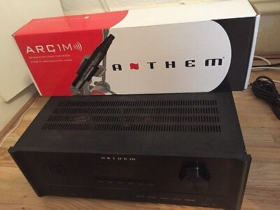 Anthem MRX 310 AV Receiver Home Cinema Surround Amplifier