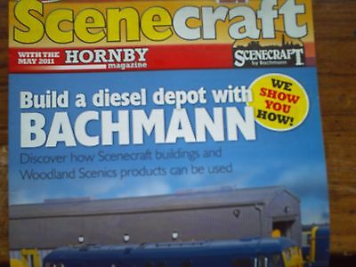 Hornby Scenecraft Special Supplement May 2011.