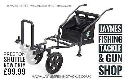 Preston 2 Wheel Space Shuttle/Trolley SPST/09 Brand New