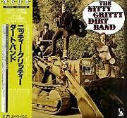 Nitty Gritty Dirt Band LP (Japanese reissue)