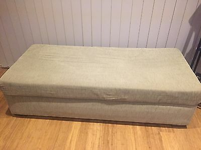 Ottoman With Double Bed