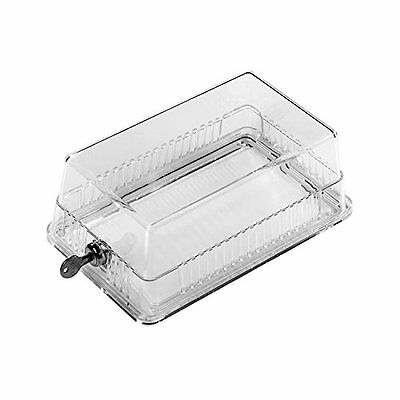 White-Rodgers G10 Universal Locking Thermostat Guard, Clear