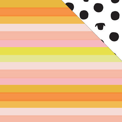 """Seven Paper Baxter Double Sided Cardstock 12""""X12"""" 022 332312"""