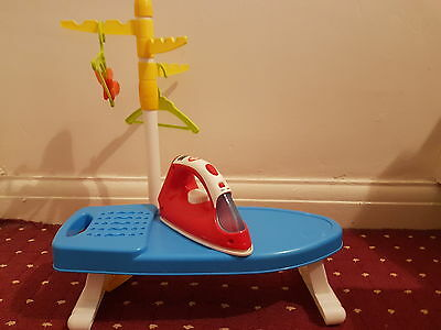 Kids play set ( iron that plays and extras)
