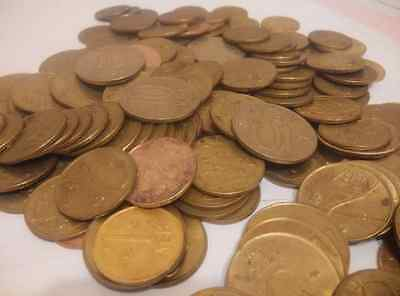 Coins Set 142 pcs  20th century 25 years old