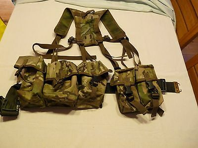 Military issue MTP PLC full webbing set. Brand new.