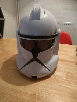 star wars clone trooper helmet with vice control