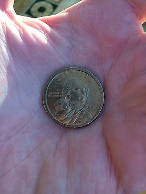 US United States 1 One Dollar Coin