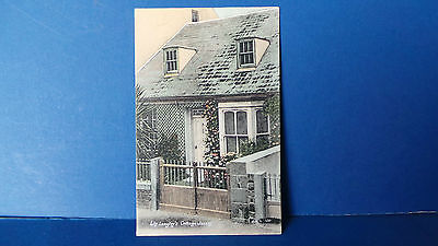 Jersey Channel Islands Colour Postcard Lily Langtry's Cottage J Welch JWS1091