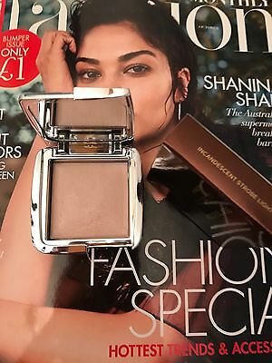 Hourglass Ambient Strobe Lighting Powder Incandescent Strobe Light Highlight