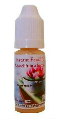 Instant Facelift 100 Applications removes wrinkles dark eyes circles cream serum