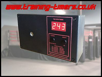 Boxing/MMA/Tabata/Interval/Circuit Training Gym Timer