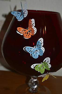 100 XL Butterfly Punches Premium any colour Martha Stewart Punches Paper Craft