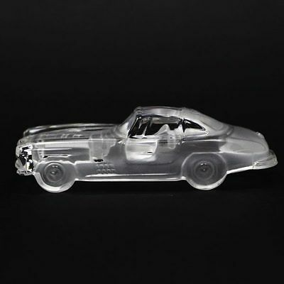 Crystal Glass Mercedes 300 Automobile Car Ornament