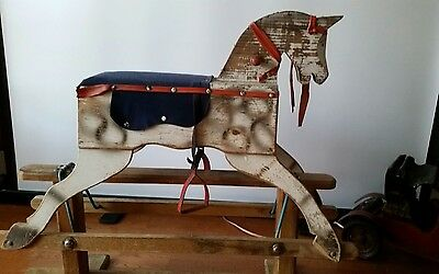 Vintage Rocking Horse in need of TLC