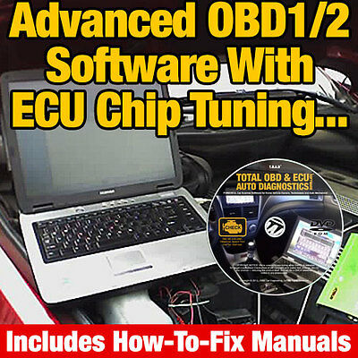 Auto Tuning, Chiptuning, Car Remap ECU Remap TOAD Software: Flash Car Chip