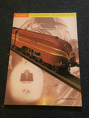 Hornby 00 Scale Model Railways 47th Edition Book (2001)