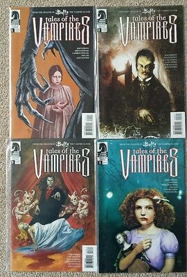 Tales of the Vampires (Buffy the Vampire Slayer) 4 Issues (2003)