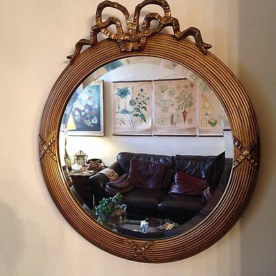 Antique Shop Outfitter Mirror Haberdashery Edwardian Bourne and Hollingsworth