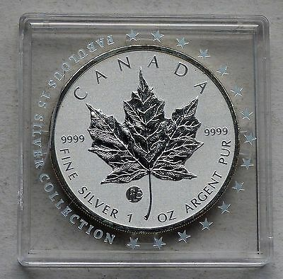 Münze Kanada 1OZ Silber 5 Dollar 2011 Privy Mark - F15 - RAR