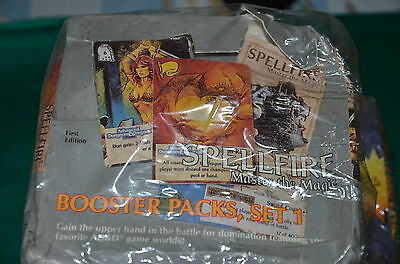 1994 TSR Spellfire First Edition trading card box Factory sealed