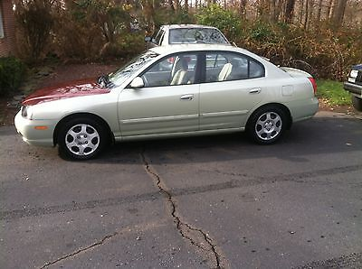 2003 Hyundai Elantra GLS 2003 Hyundai Elantra only 44k miles.Runs drives like new.