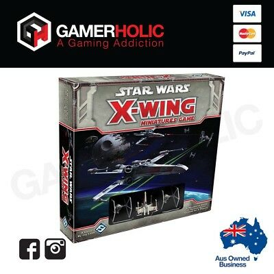 Star Wars X-Wing Miniatures Game Core Set Brand New
