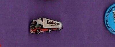Eddie Stobart - Bubble Coated Acrylic Lapel Badge